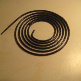 Rondgong 3 mm