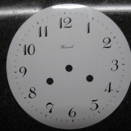 Warminck wijzerplaat doorsnee 18 cm no 2301