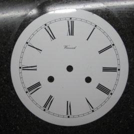 Warminck wijzerplaat doorsnee 18 cm 2302