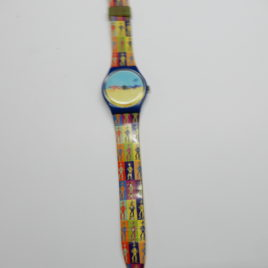 Swatch horloge mexicaan
