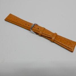Horlogebandje Licht bruin 20 mm