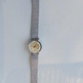 Timex dames gevlochten bandje