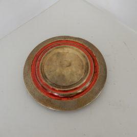 Slingerschijf oud doorsnee 10,2 cm no 1