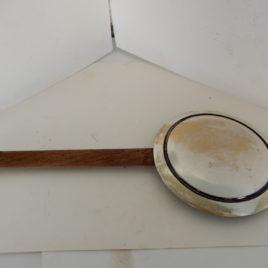 Slinger met rand lengte 30 brede klauw no 9