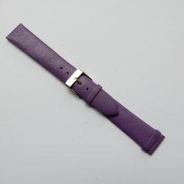 Horlogebandje 18 mm paars