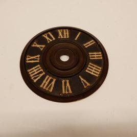 Koekoek wijzerplaat 10 cm