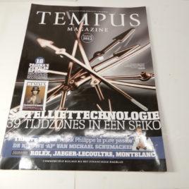 Tempus Magazine  2 stuks
