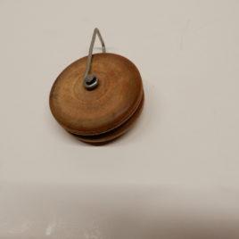 Katrol voor klok middel doorsnee 4,5 cm