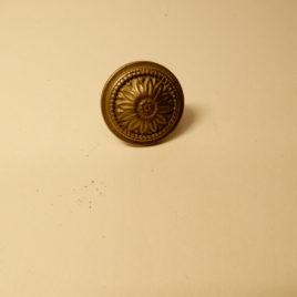 Deurknop stermodel doorsnee 3 cm