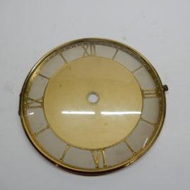 Wijzerplaat met glas doorsnee 16 cm no 71