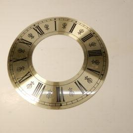 Wijzerplaat ring aluminium doorsnee 18 no 41