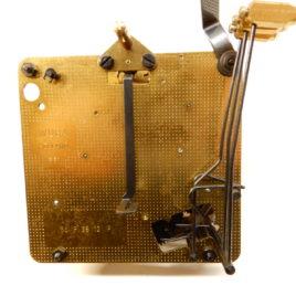 Wuba uurwerk slingerlengte  661 35 cm