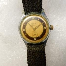 Bifora horloge kleine sec wijzer