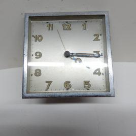 Vintage klokje jaren 50 met radium wijzers