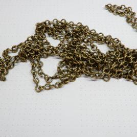 Friese staartklok ketting 3,5 m dikte 1,8cm