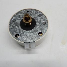 Elektrisch uurwerkje nieuw doorsnee 6,5 cm