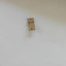 Slingerveertje no 2 lengte 15,6mm