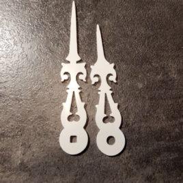 Koekoekswijzers 8,5 en 7 cm no 4