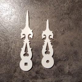 Koekoekswijzers 7 en 5,5 cm no 5